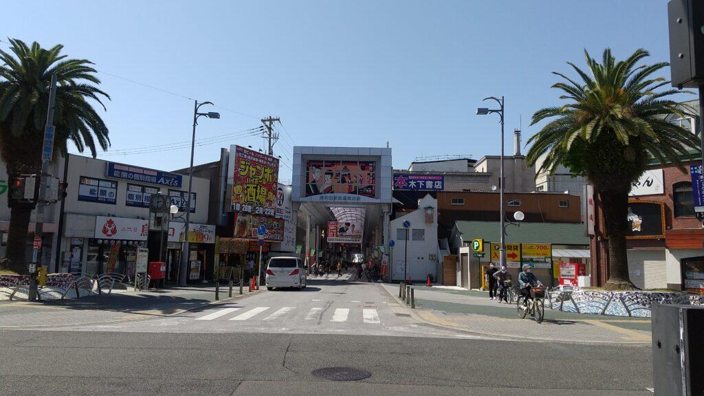 岸和田商店街